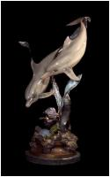 Dolphins - American Bronze